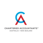 Chartered Accountants Australian & New Zealand logo